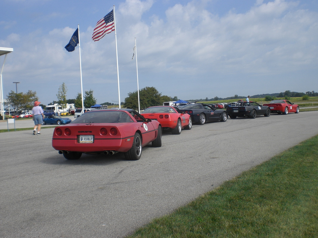 Michiana Corvette Club Events 810 Indiana Region NCCC